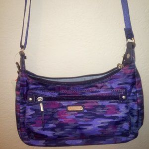 NWT Purple Baggallini Bag